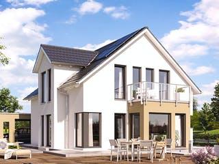 SUNSHINE 144 V3 von Living Haus Außenansicht 1