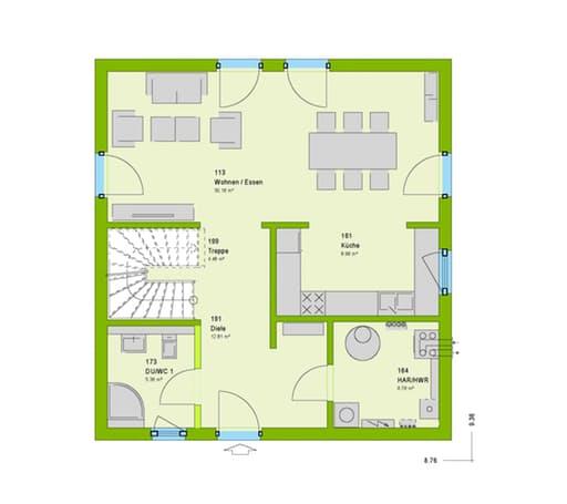 livingplus 134 V1 Floorplan 1