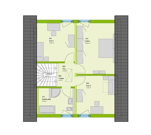 livingplus 134 V1 Floorplan 2