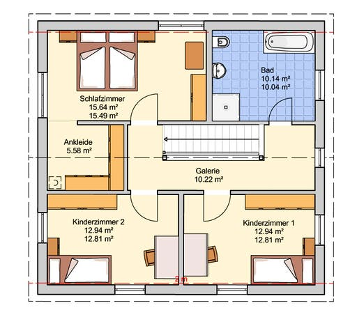 London Floorplan 2