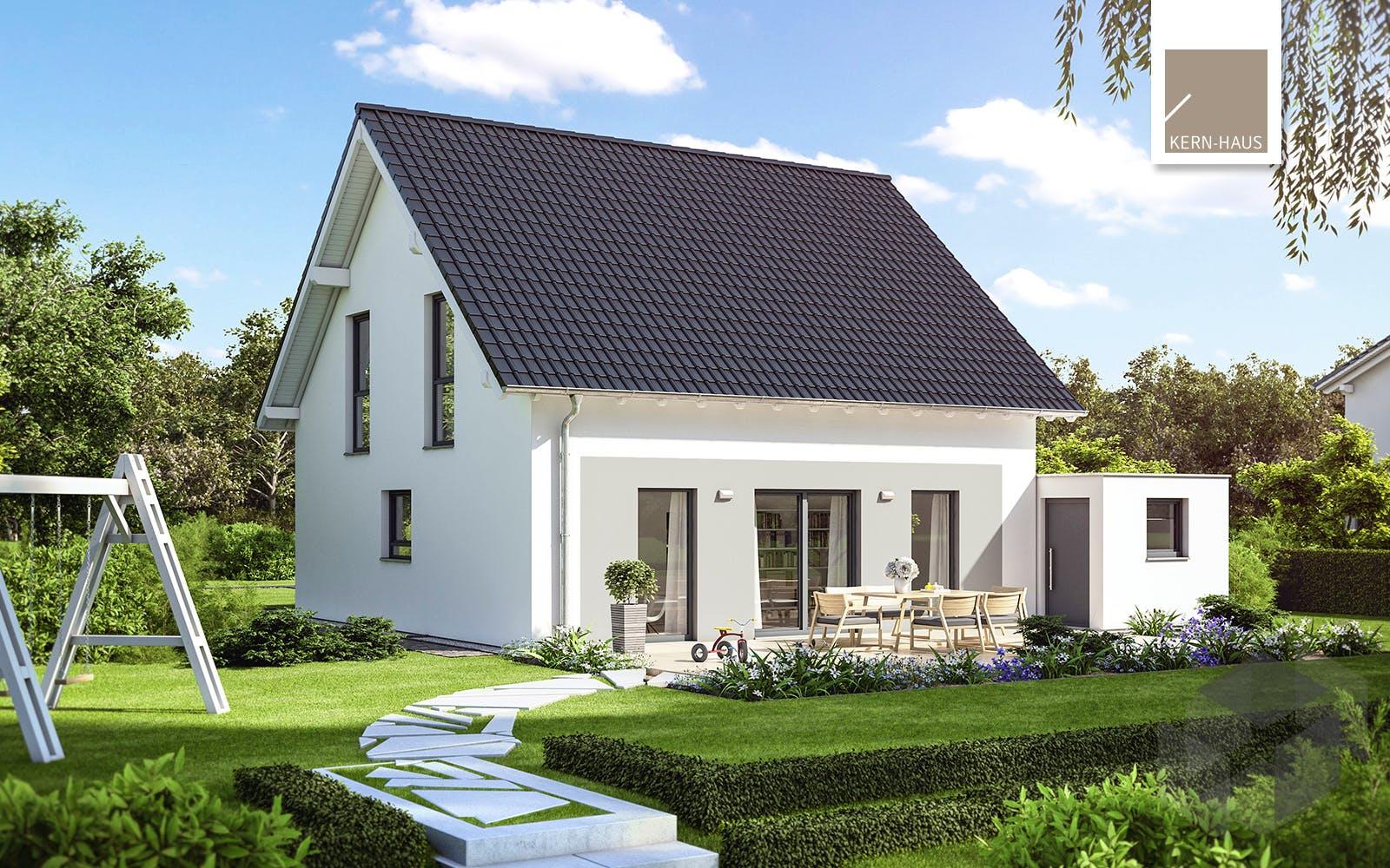 architektenhaus luna von kern haus komplette daten bersicht. Black Bedroom Furniture Sets. Home Design Ideas
