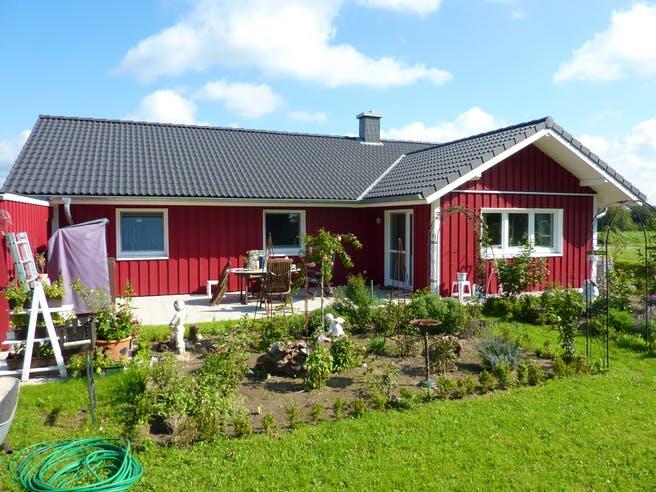 Lundeborg von Fjorborg Außenansicht 1