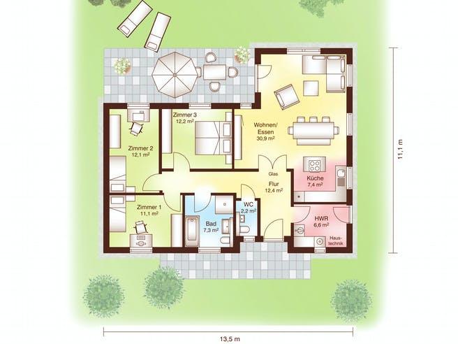 Lundeborg Floorplan 1