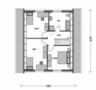 Einfamilienhaus Alto 610 Grundriss