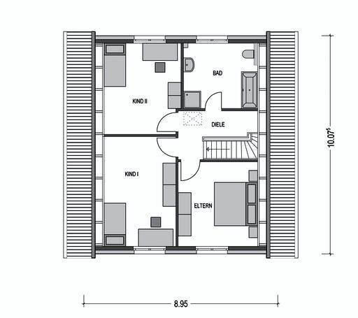 EFH M61.D Floorplan 2