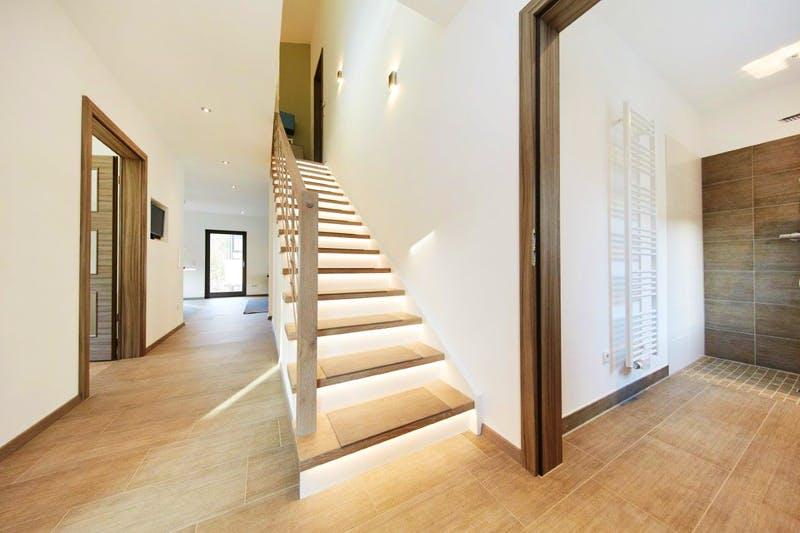 Ganzgestemmte Treppe - Madeleine interior 5