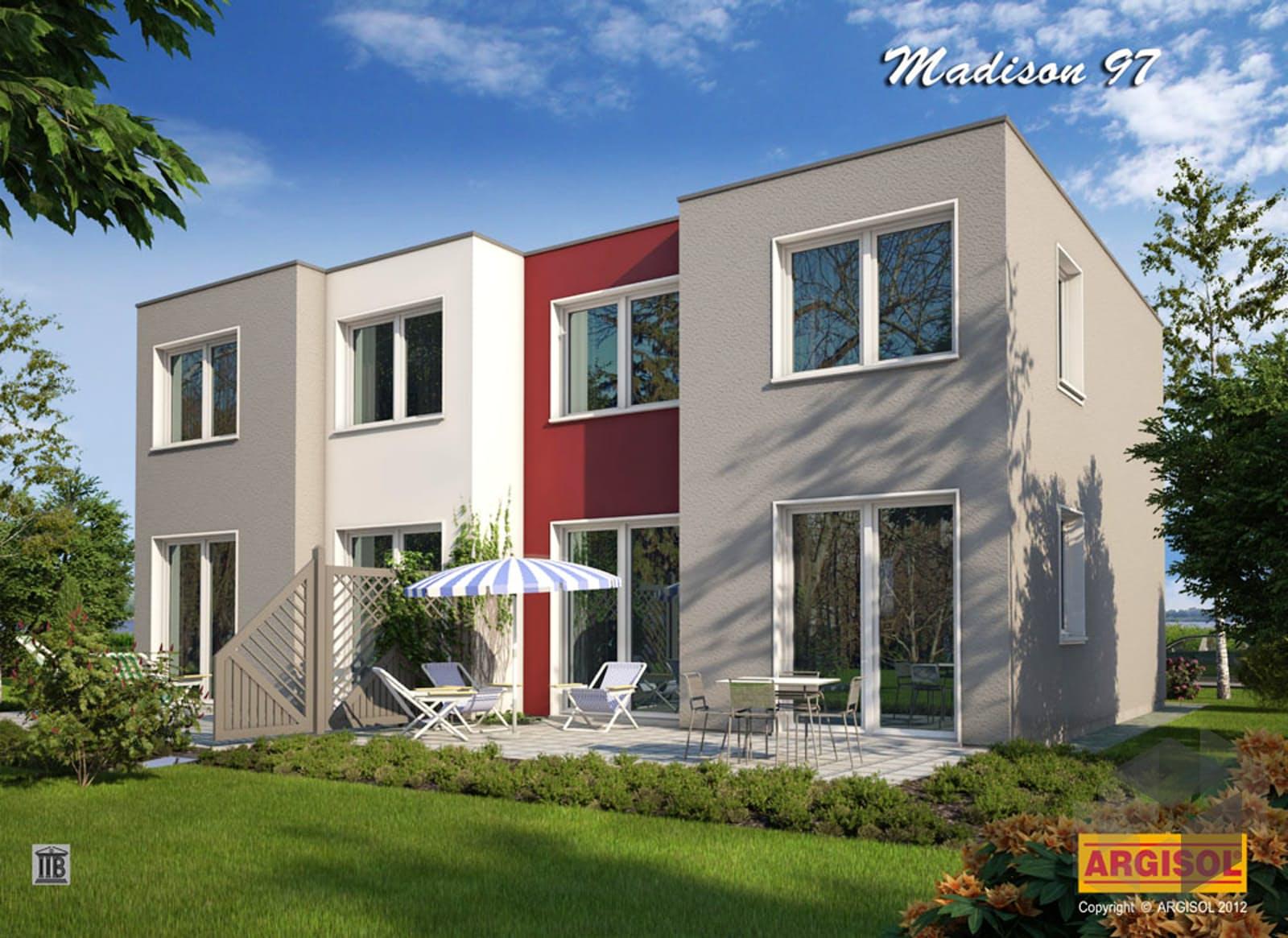madison ii von bewa gmbh argisol bausysteme komplette. Black Bedroom Furniture Sets. Home Design Ideas