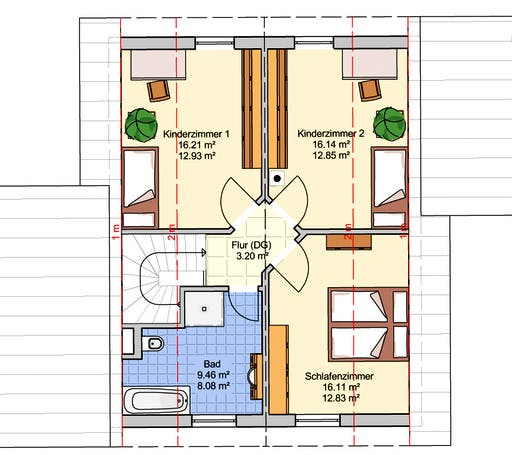 Madrid SD Floorplan 2