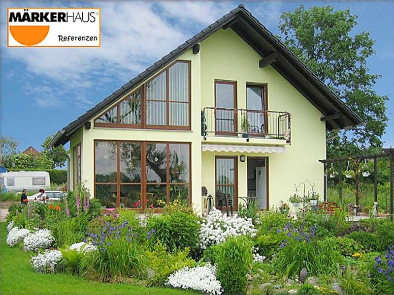 Satteldachhaus von Märker Massivhaus