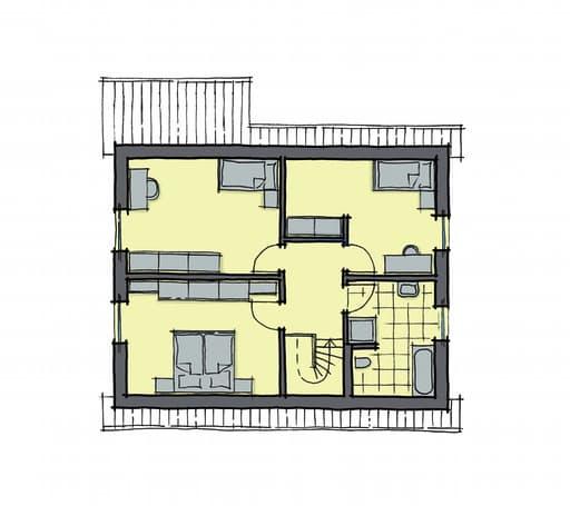 Gussek Haus - Magnolienallee Var. 1 DG