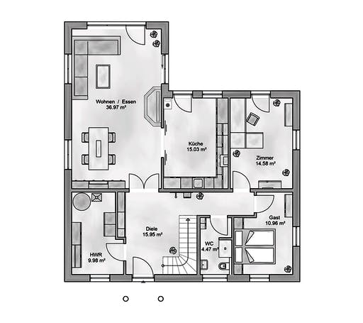 Aurea - Maiestas Floorplan 1