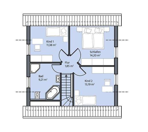 Mammen - Albers Floorplan 2
