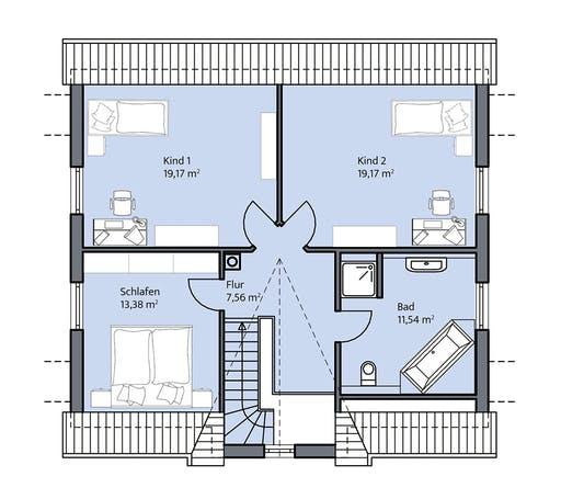 Mammen - Brede Floorplan 2