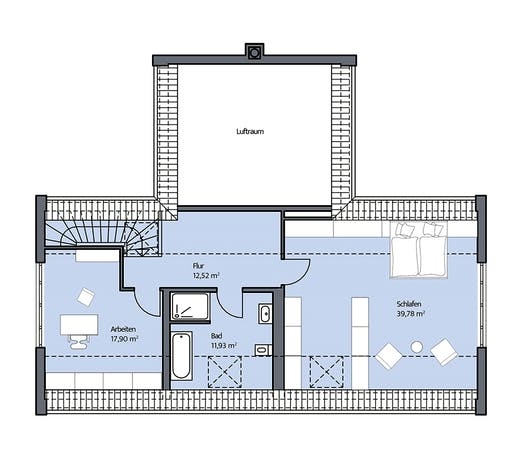 Mammen - Christiansen Floorplan 3