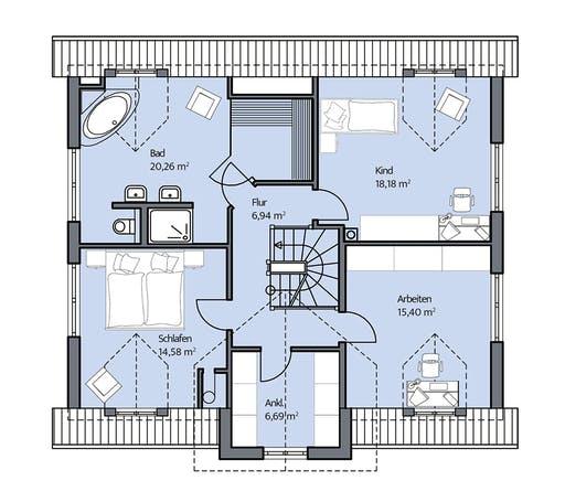 Mammen - Denker Floorplan 2