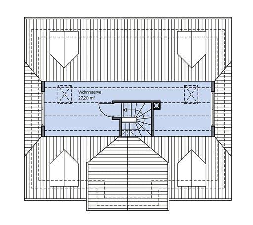 Mammen - Denker Floorplan 3