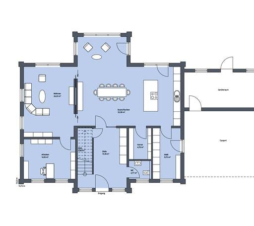 Mammen - Dorn Floorplan 1