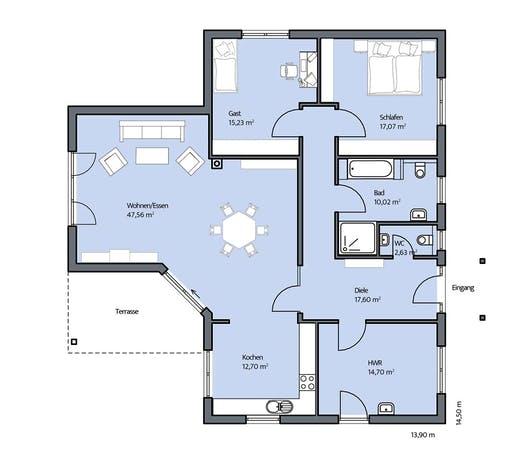 Mammen - Ipsen Floorplan 1
