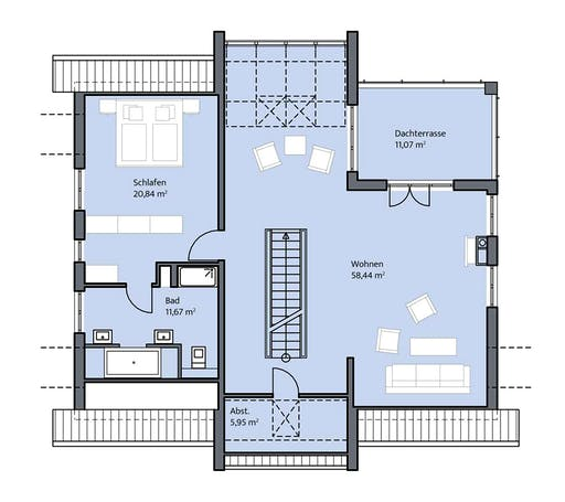 Mammen - König Floorplan 2