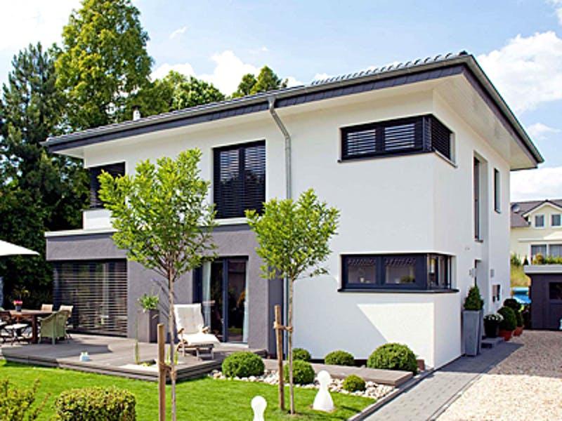 Moderne Stadtvilla von Mammen