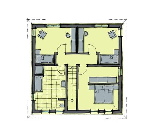 Gussek Haus - Manhatten DG