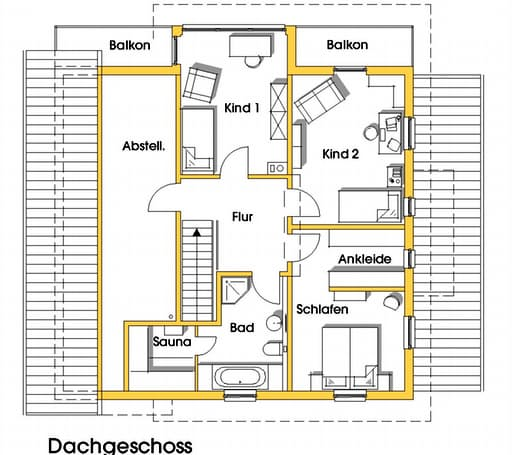 Margret (KfW-Effizienzhaus 55) floor_plans 0