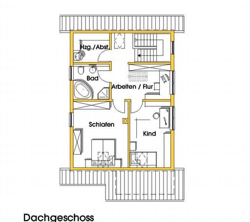 Maria (KfW-Effizienzhaus 55) floor_plans 0