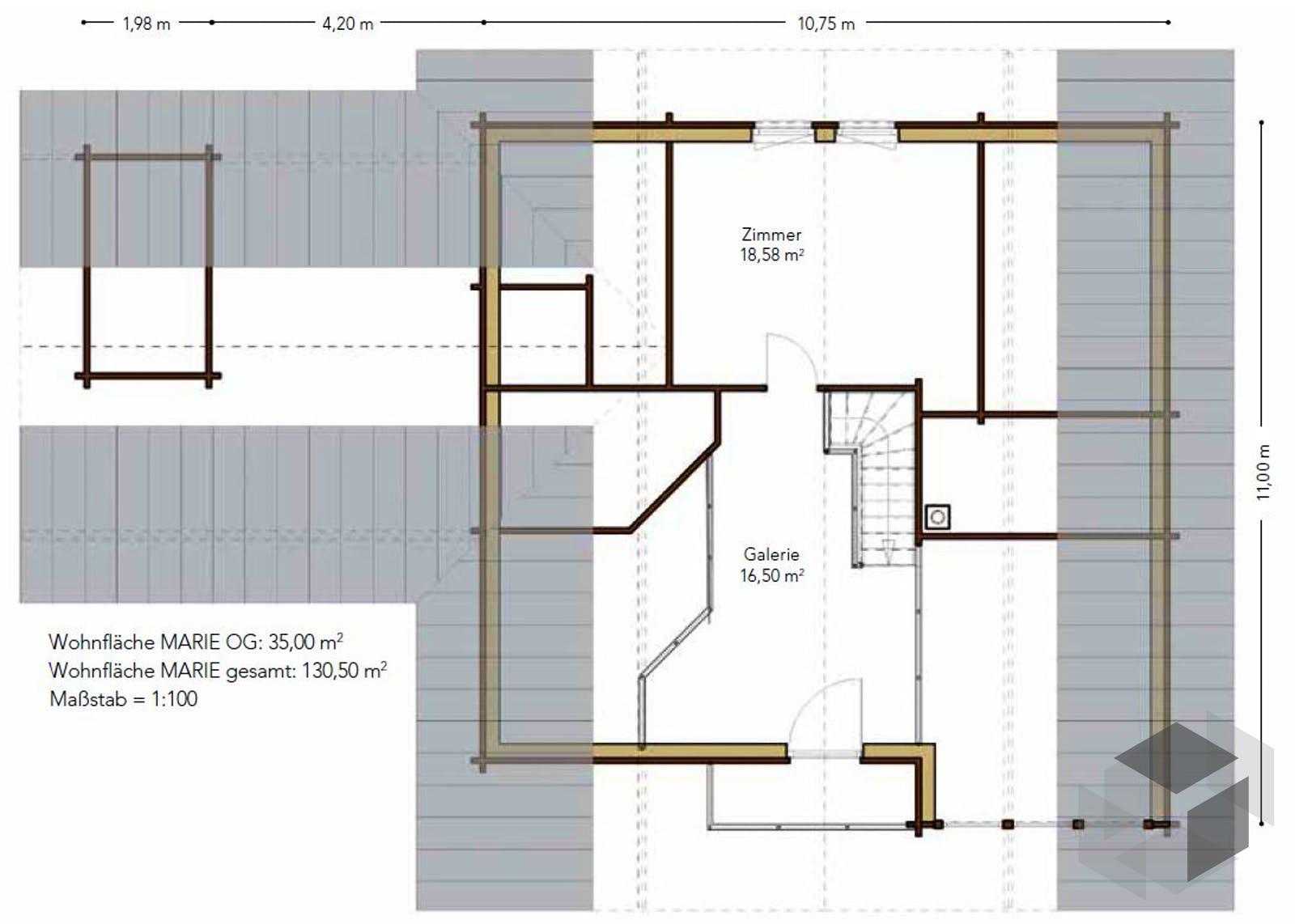 marie inactive von rubner haus komplette daten bersicht. Black Bedroom Furniture Sets. Home Design Ideas