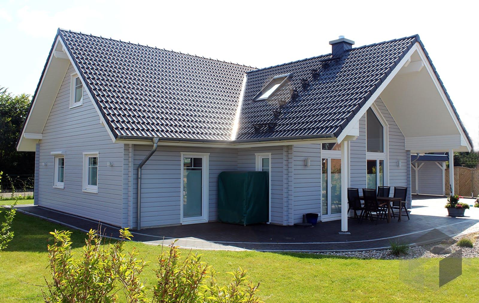 Ein Holzhaus bauen | Preise | Anbieter | Infos | Fertighaus.de