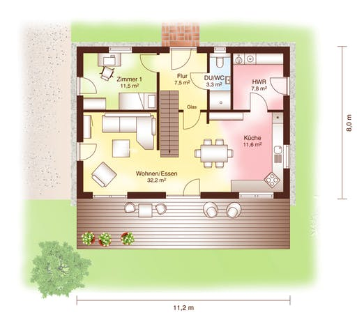 Marstrand Floorplan 1