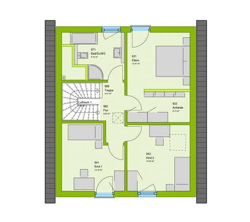Massa - LifeStyle 1 GT Floorplan 2