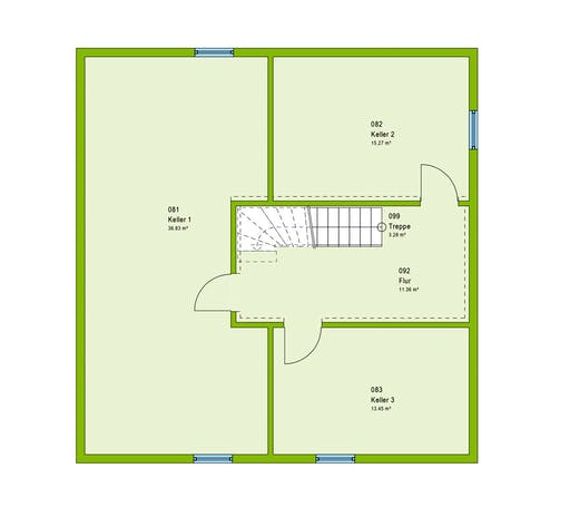 Massa - LifeStyle 2 GT Floorplan 3