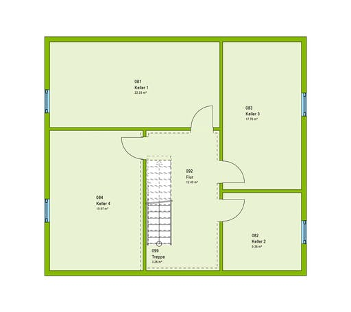 Massa - LifeStyle 5 GT Floorplan 3