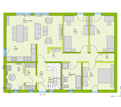 Massa - LifeStyle 15 Floorplan 1