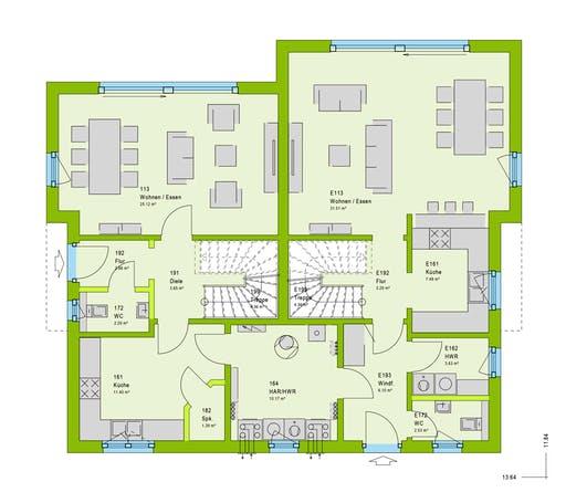 Massa - LifeStyle 23 GT V2 Floorplan 1