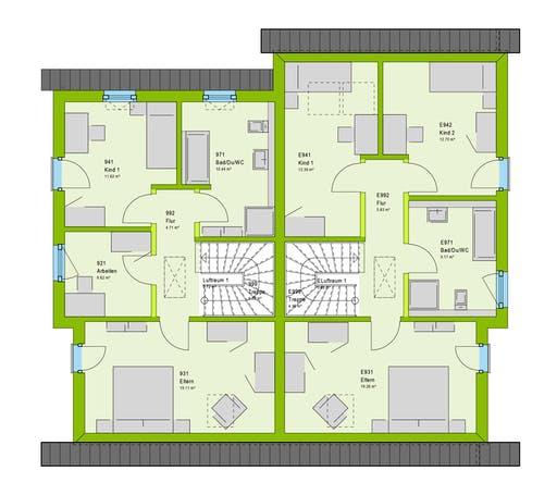 Massa - LifeStyle 23 GT V2 Floorplan 2