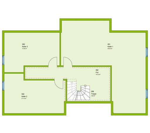 Massa - LifeStyle 38 Floorplan 3