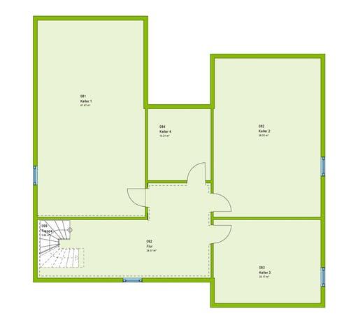 Massa - LifeStyle 39 Floorplan 3