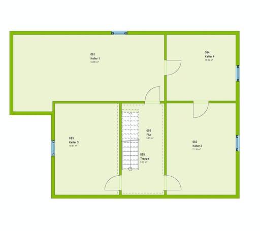 Massa - Pure 5 Floorplan 3