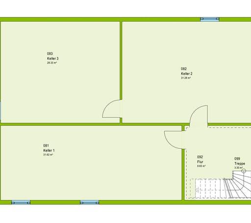 Massa ComfortStyle 10.01 P Floorplan 3