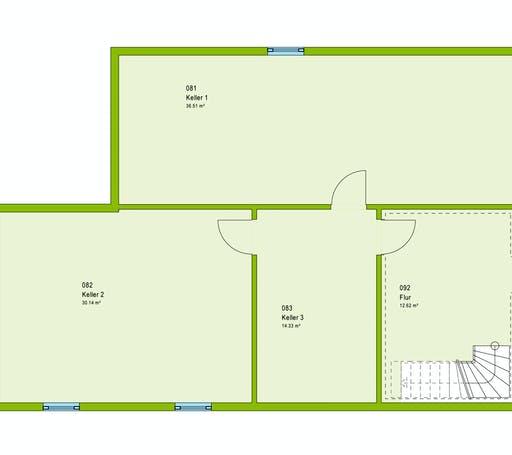 Massa ComfortStyle 10.02 P Floorplan 2