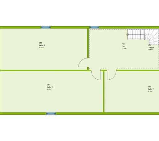 Massa ComfortStyle 11.02 S Floorplan 2