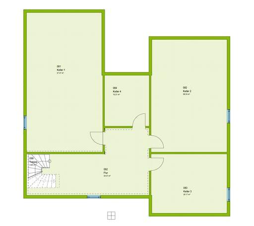 Massa ComfortStyle 14.01 P Floorplan 2