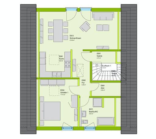 Massa FamilyStyle 17.01 S Floorplan 2