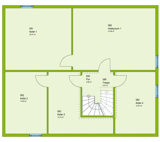 Massa FamilyStyle 18.01 S Floorplan 3