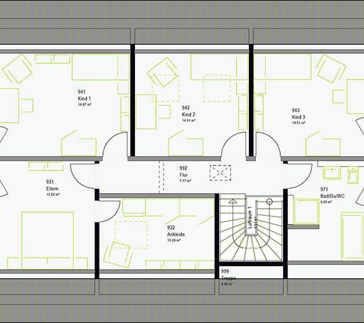 Massa - FamilyStyle 20.01 S Floorplan 8