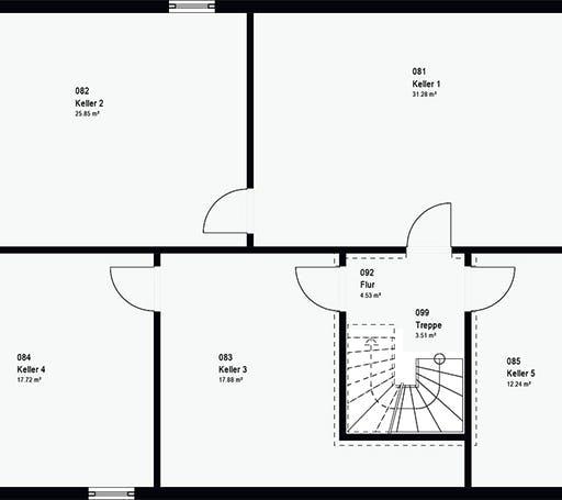 Massa - FamilyStyle 20.01 S Floorplan 9