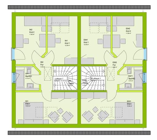 Massa FamilyStyle 21.02 S Floorplan 2
