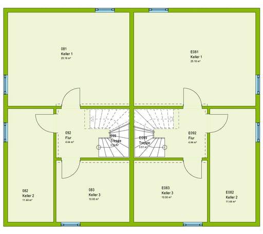 Massa FamilyStyle 21.02 S Floorplan 3