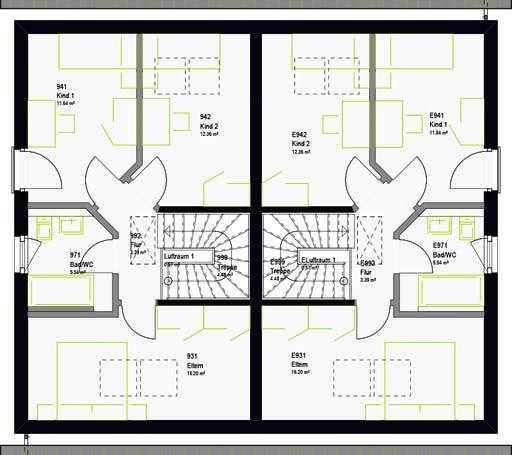 Massa - FamilyStyle 21.01 S Floorplan 8